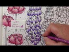 SOMMARNATT - SUMMERNIGHTS Hanna Karlzon - color tutorial part 2 - polychromos - YouTube