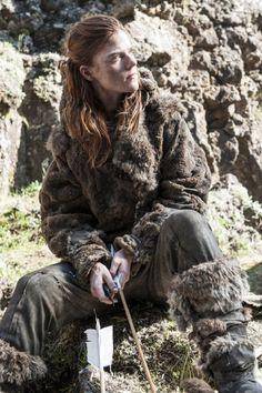 Rose Leslie in Juego de tronos (2011)