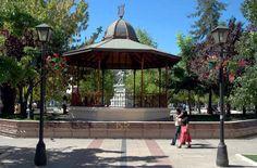 Vistosa glorieta - Rancagua - O´Higgins - Chile #places