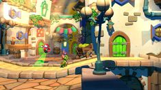 Yooka-Laylee and the Impossible Lair (Impressions)