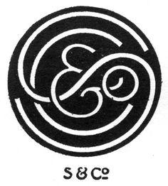 S & Co. typography logo #logo #logodesign #logotype #marque
