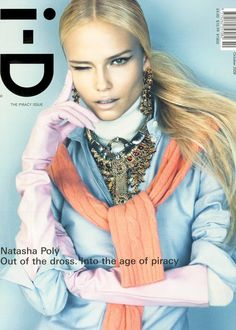 Cover - Best Cover Magazine - Natasha Poly by Emma Summerton for i-D Magazine October 2008 2 Best Cover Magazine : – Picture : – Description Natasha Poly by Emma Summerton for i-D Magazine October 2008 2 -Read More – V Magazine, Model Magazine, Fashion Magazine Cover, Fashion Cover, Magazine Covers, Magazine Design, Natasha Poly, Vanity Fair, Nylons