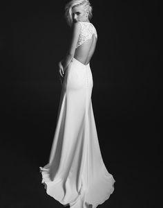 Verity Rime Arodaky at The Mews Bridal Notting Hill