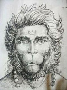Shiva Art, Hindu Art, Shiva Tandav, Krishna, Hanuman Tattoo, Lord Hanuman Wallpapers, Hanuman Images, Bhakti Song, Hanuman Chalisa