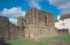 Monmouth Castle, Monmouth, Monmouthshire, Wales