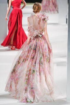 Un sueño... un deseo...un vestido....