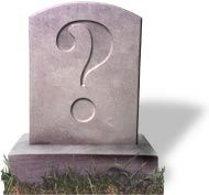 Find A Grave website at www.findagrave.com- one of my favorite tools for hunting dead ancestors.