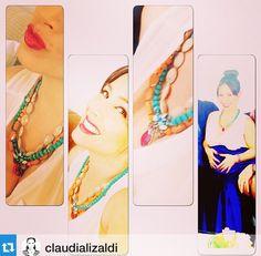 Claudia Lizaldi luciendo guapísima ayer en los Oscars con un collar #PinkRevolver  Repost @claudializaldi with @repostapp.・・・GRACIAAAAAAS por mi maravilloso collar para hoy #OscarsEnTNT @pinkrevolvermx ✨❤️