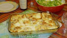 morbiflette salade et vin d'arbois