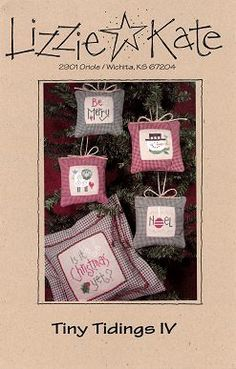 Tiny Tidings IV from Lizzie Kate