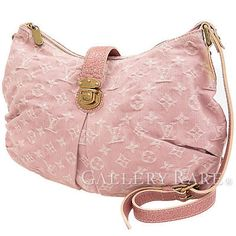 Auth-Louis-Vuitton-Monogram-Denim-Shoulder-Bag-Slightly-Rose-M95833-GR-1873382