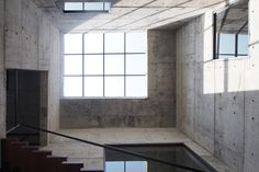 Gallery of Solid Concrete Studio + Gallery / ASWA - 10