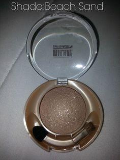Milani Baked Shimmer Eyeshadows @ A Rambling Robin