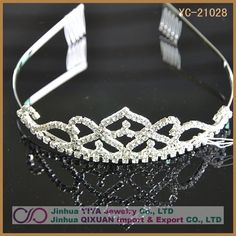 Free Shipping New Arrival Manufacturer Selling Fashion Rhinestone Wedding Tiaras Queen Crown Customized-in Hair Jewelry from Jewelry on Aliexpress.com