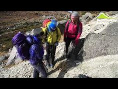 Mountain Leader Ropework HD - YouTube