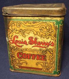 Louis Sherry's Coffee