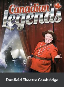 Canadian Legends Theatre, Legends, Entertaining, Seasons, Baseball Cards, Theatres, Seasons Of The Year, Funny, Theater