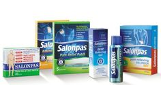 Treat Aches & Pains with Salonpas! Win a $100 Value Prize Pack on TwoClassyChics  #Giveaways #ad