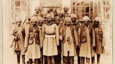 Moorish Persia.