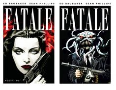Fatale by Ed Brubaker and Sean Phillips