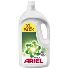 Detergente Líquido Regular Ariel 58 lavados Lava, Supermarket, Cute Squishies, Slime, Laundry Room, Cleaning Supplies, Room Ideas, Soap, Bottle