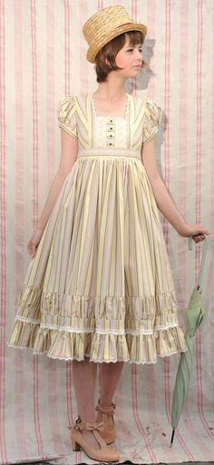 Sweet Classic Victorian Lolita