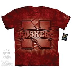 HUSKERS INNER SPIRIT (RED)