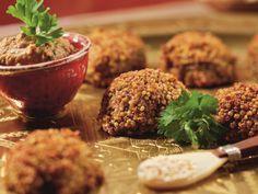 Vegane Quinoa Falafel