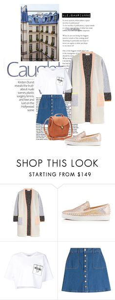 """""""Untitled #196"""" by alejomarianne ❤ liked on Polyvore featuring OTTE, Moschino and HUGO"""