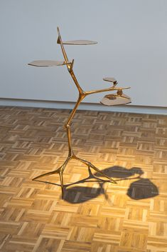 Num Num Branch II Bronze 77 x 70 x 115 cm Edition of 5 + 2 APs Pure Aesthetics, Bronze Age, Bronze Sculpture, Fractals, Industrial Design, Wind Turbine, Southern, Gallery, Artist