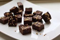Les petits plats de Rose: Bouchées crues - sarrasin & cacao [vegan]