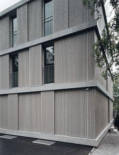Neubau Wohnhaus Kirchstrasse