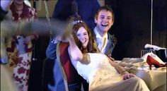 <b>The mid-season finale brings with it the end of an era, as Amy and Rory Pond say their final goodbyes to the Doctor.</b> It is a dark day, fellow Whovians.