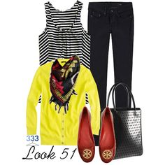 Project 333/Spring Look 51, created by jcrewchick on Polyvore