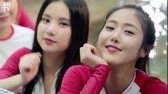 걸그룹 '놀이 워터파크 광고' 랭킹 4  EXID 씨스타 걸스데이 여자친구   Amusement Water Park Ads  EX...