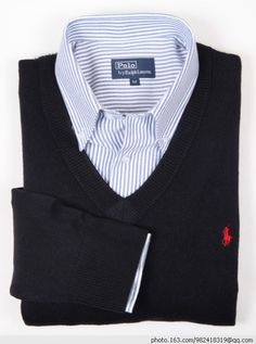 Service Clothes.......Sweaters with polo underneath | Ralph Lauren Polo Sweater For Men in 30279, cheap polo sweaters Men's ...