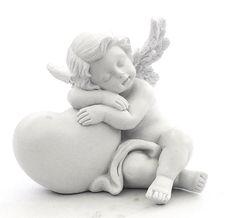 Loves Child Angel Cupid Home Decor Cherub Statue Baby Sculpture Figurine 728337