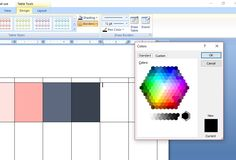 How to Create a Custom Calendar in Word - Calyx & Corolla Custom Calendar, Diy Calendar, Create A Calendar, Time Management, No Time For Me, Words, Purpose, Organization, Design