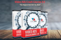 Video Ads Crash Course is the original, and still the best over-the-shoulderYouTube Video Ad training system.Demonstrating constantly improving results, massive ROI's, and consistently cheaper cli…