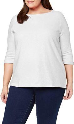 MY TRUE ME by TOM TAILOR Die Linie MY TRUE ME der Dachmarke TOM TAILOR wurde 2019 gelauncht und entwickelt Kollektionen für starke Frauen in den Größen 44 bis 54 . Die Marke steht für große Größen umgesetzt in smarten Looks, in denen sich die Frauen wohlfühlen. Bewusst gesetzte Schnitte, Muster und Details sollen der Kundin schmeicheln. Regelmäßig neue Styles, die begeistern. Von T-Shirts, Pullovern, Sweatshirts über Jacken, Blusen oder Kleidern bis hin zu Hosen und Jeans. Bei MY TRUE ME by… Womens Fashion Casual Summer, Winter Outfits Women, Fall Fashion Outfits, Women's Fashion Dresses, Winter Fashion, Casual Outfits, Pretty Outfits, Beautiful Outfits, Pullover