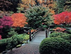 Portland Japanese gardens from our sister city of Kobe Japan.