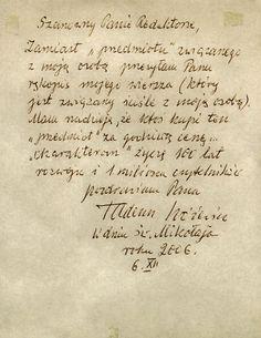 """List Tadeusza Różewicza do """"Charakterów"""""""