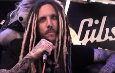 KORN's BRIAN 'HEAD' WELCH: 'I Don't Fear Death At All'