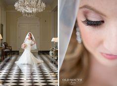 Laney and Hudson's Wedding  USC-Lancaster, SC#charlotteweddings #charlotteweddingphotograher #lancasterwedding #scweddings #somethingblue #champagnebridesmaids