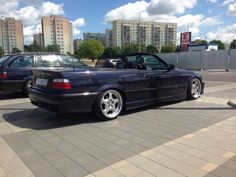 Zoom out E36 Cabrio, Bmw M3 Convertible, Bmw Sport, Bmw 3 Series, Bmw E36, Vintage Cars, January, Wheels, Heaven