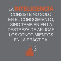 Inteligencia...