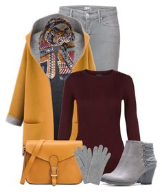 Untitled #6267 by cassandra-cafone-wright on Polyvore featuring polyvore, fashion, style, WithChic, Mother, Pieces, L.K.Bennett and clothing