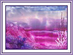 Meertje geschilderd met bijenwas door Beika Kriud
