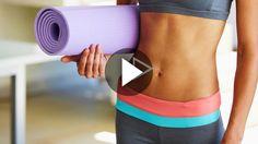 Top exercice pour une taille tonique en 5 min par jour  - Géraldine Lizard, coach fitness, te montre un exercice top pour affiner ta taille. Et si tu t'astreins à le pratiquer tous les matins, tu vas vraiment te faire du bien ! Le mieux...
