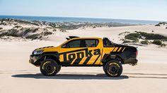 hilux-tonka-concept  - Toyota Hilux Tonka: de auto waar je als klein jongetje van droomde - Manify.nl